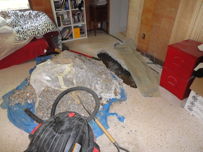Trenchless Pipe Repair Denver